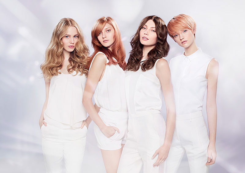 Illumina hair colour at revive hair salon in hale