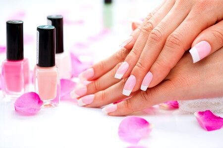 manicures and Acrylic and Gel Nails at Revive Hair & Beauty Salon in Hale & Altrincham
