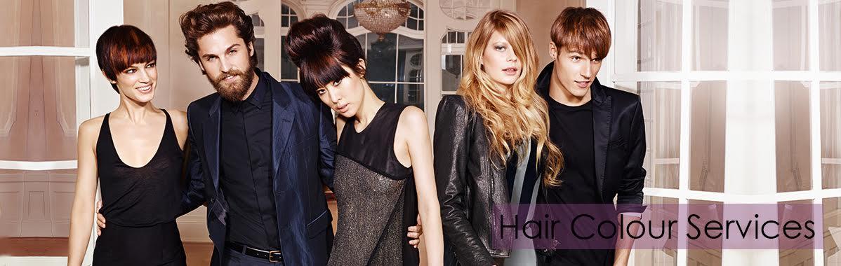 hair colour at revive hair salon in hale