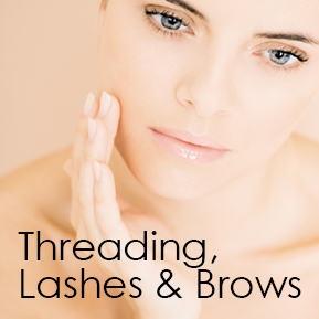 Threading, Lashes & Brows