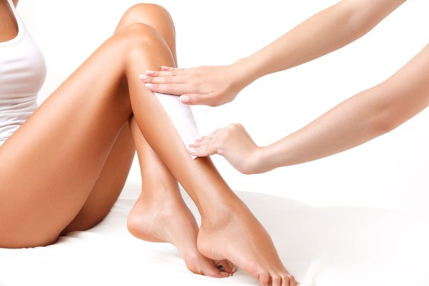 hot wax treatments at revive beauty salons in hale and altrincham