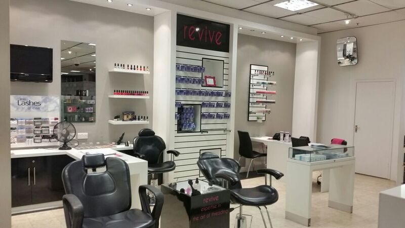 Revive hair beauty at house of fraser altrincham for How to make a beauty salon at home