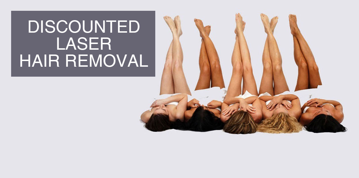 Discounted Laser Hair Removal
