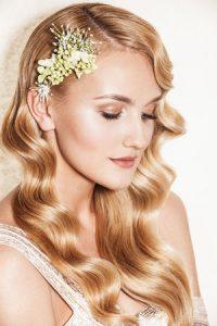 wedding hair at Revive hair salon Hale