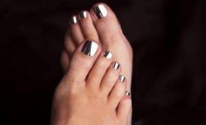 nail services at Revive hair & beauty salon in Hale & Altrincham