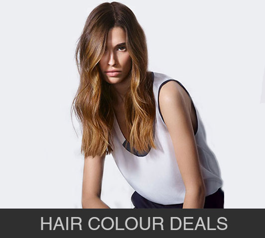 Balayage Hair Colour Deals