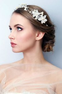 wedding hair & make up at revive hair and beauty salons in cheshire