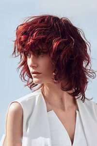 curly hairstyles at revive hair salon in hale