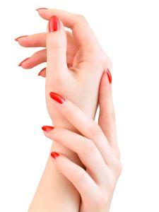 Luxurious manicures at top Altrincham beauty salon Revive