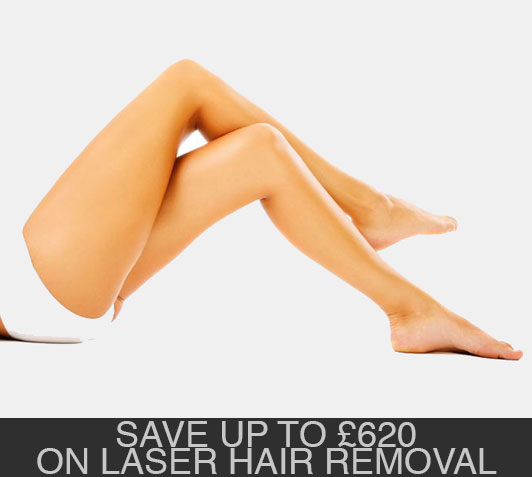 Save Up To £620 on Laser Hair Removal at top hair salon hale