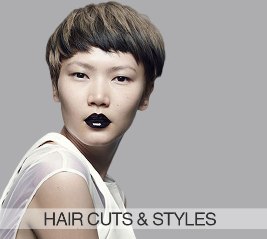 Salon hair cuts & styles, top Altrincham & Hale Hairdressers