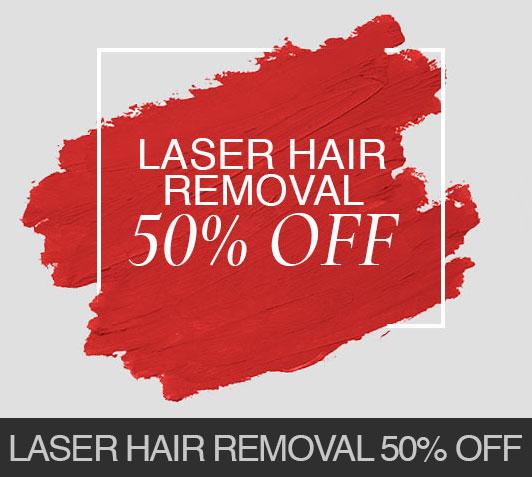 50% OFF Laser