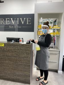 covid safe hair and beauty salons in altrincham