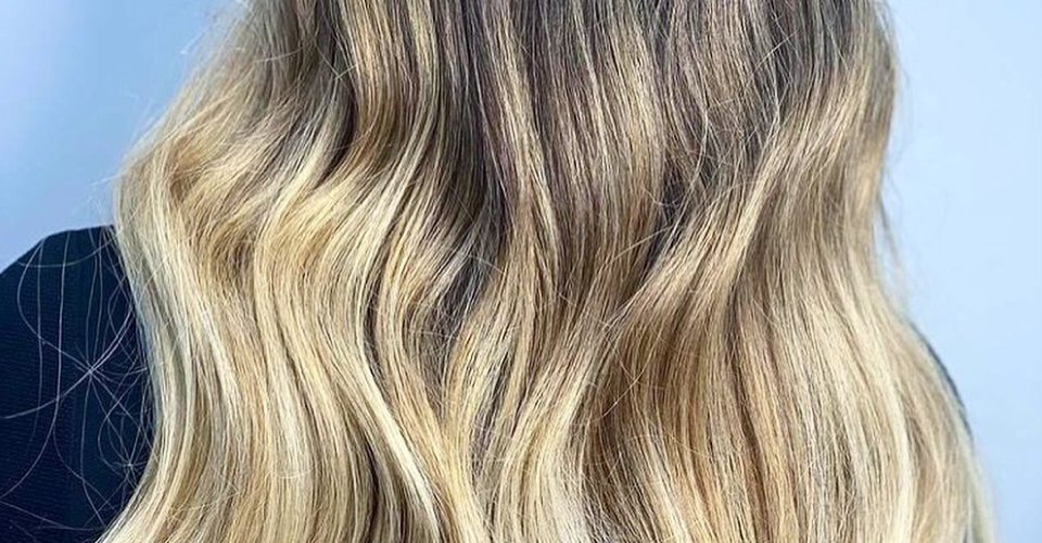 The best balayage & ombre hair colours in Altrincham at Revive hair salon, Greater Manchester