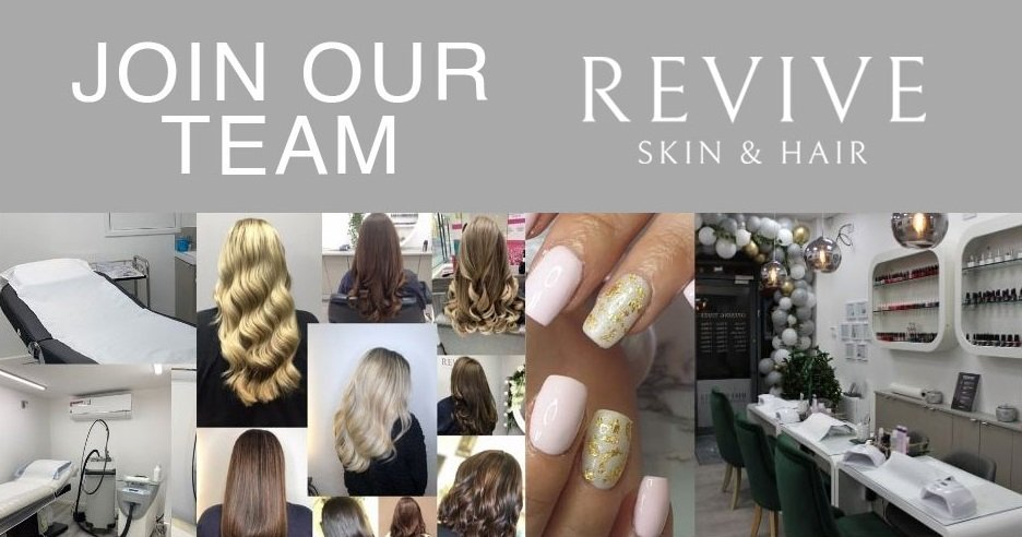 Join Our Team at Revive Skin Hair Clinic in Altrincham
