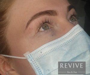 eyelash extension treatments at Revive skin & beauty salon in Altrincham