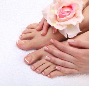 pedicures at top Altrincham nail bar revive skin hair