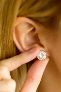 Ear Piercings at Revive beauty salon in Altrincgham town centre
