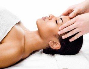 Indian head massage at Revive beauty salon near Hale