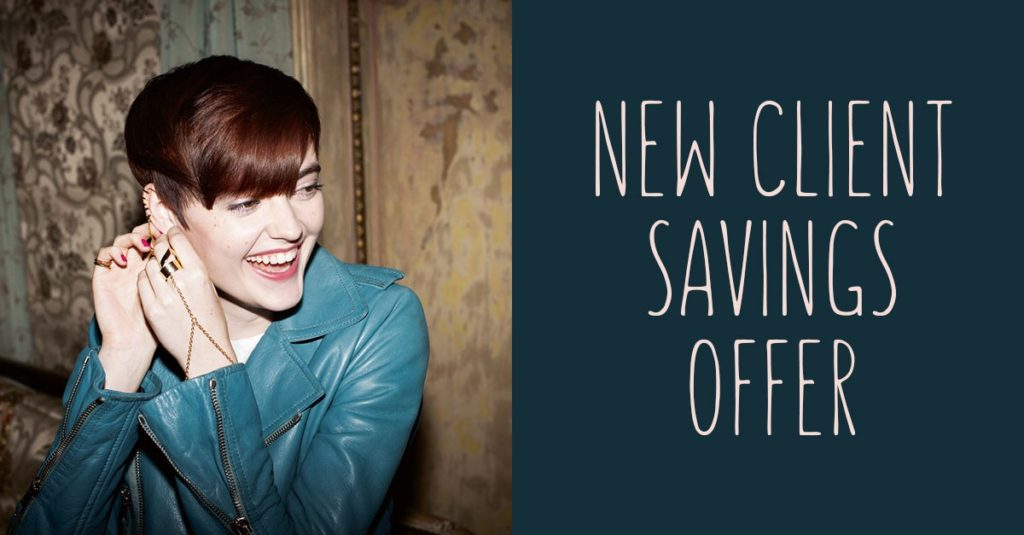 half price new client offers at revive hair and beauty salon in Altrincham