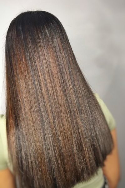 LONG HAIRSTYLES AT REVIVE HAIRDRESSERS, ALTRINCHAM