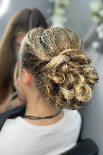 WEDDING HAIR AT REVIVE HAIR SALON IN ALTRINCHAM