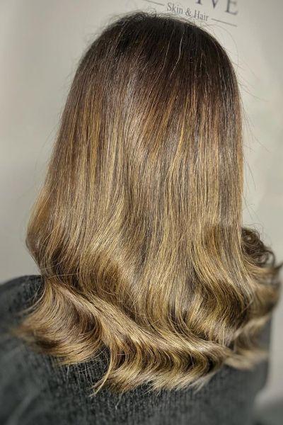 BALAYAGE HAIR COLOUR AT REVIVE HAIR SALON IN ALTRINCHAM
