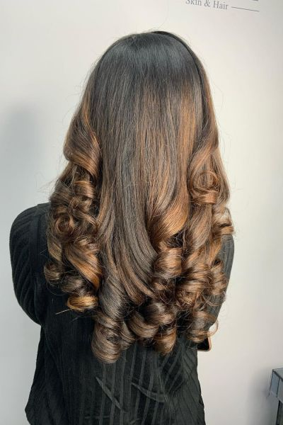 CURLY HAIRSTYLES AT REVIVE HAIRDRESSING, ALTRINCHAM